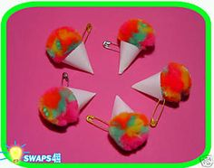Girl Scout Swap Pins | Shaved Ice SWAP | Girl Scouts & Swaps