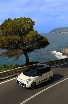 Fiat 500L is Loft! Make your holiday different!