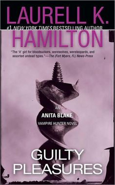✯ Guilty Pleasures - Anita Blake Vampire Hunter Book 1 - by Laurell K. Hamilton ✯