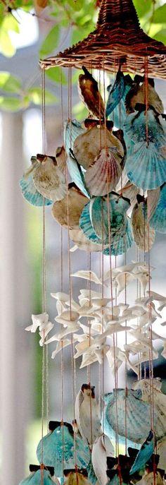 Shell windchimes~