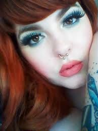 Tess Munster plus size AND tattooed model, my inspiration!