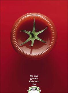 Heinz Ketchup - McCann Erickson.