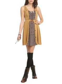 Amazon.com: Doctor Who Her Universe David Tennant Tenth Doctor Costume Dress Size : Small: Clothing