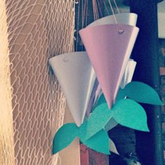 Mermaid tail lolly/sweets bags for mermaid birthday party