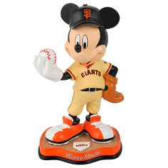 SF Giants Mickey Mouse