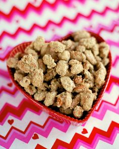 Cinnamon Sugared Almonds - even better than the almonds in the mall!