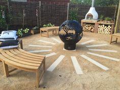 Our hazel hurdles on Love Your Garden - http://www.primrose.co.uk/willow-hazel-hurdles-c-65.html?source=pinterest