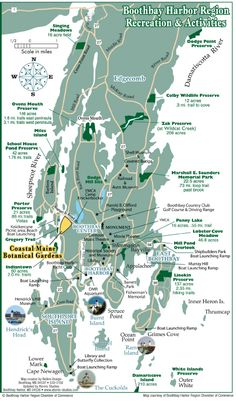 Things to do in boothbay harbor maine on pinterest - Botanical gardens boothbay harbor maine ...