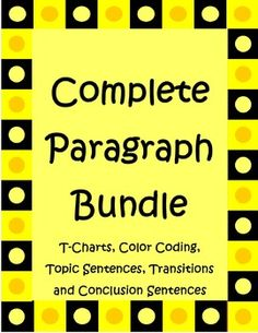 outlining a 5 paragraph essay