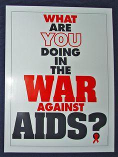 Hiv Aids Awareness | HIV/AIDS AWARENESS POSTERS