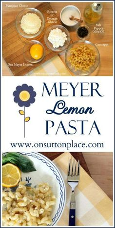 ... pasta / Rice Dishes on Pinterest | Pasta Salad, Good Recipes and Pasta