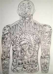 ink behind bars on pinterest aryan brotherhood prison and russian prison tattoos. Black Bedroom Furniture Sets. Home Design Ideas