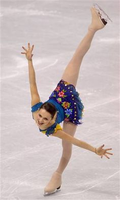 FIGURE SKATING -- Arabesque spiral 2006 Winter Olympic by tanya77761, via Flickr