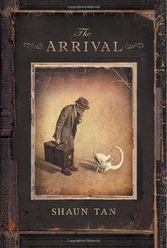 The Arrival - Shaun Tan