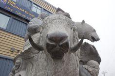 nunavut statue