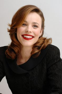 34 Times You Felt Really, Really Jealous of Rachel McAdams - She's gorgeous!!!