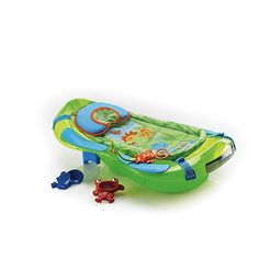 Fisher-Price 3-Stage Rainforest Baby Bath Tub Center Walmart.com