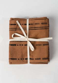 Native Mark Napkin by Hokoda | Bohem