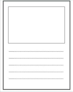 Printables on pinterest writing papers free printable for Template for writing a will