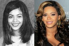Beyounce 1996 and 2012