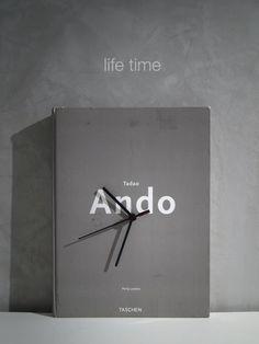 IKEA Hackers: Tadao Ando Book Clock