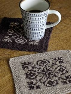 Martin Storey design, pattern from Nordic Knits
