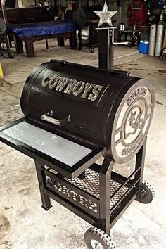 Bbq Pitts On Pinterest Smokers Bbq Grill And Drum Smoker