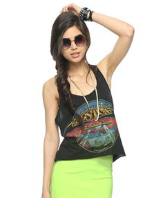 YESSS. I love this Boston tank. I've been looking for one that isn't too boyish.