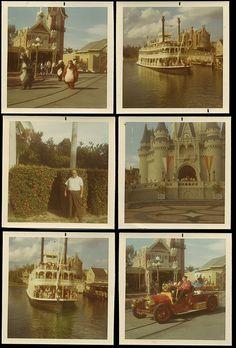 Vintage Walt Disney World found photos - 1 - 1972 by JasonLiebig, via Flickr