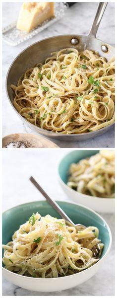 Spaghetti with Roasted Zucchini   Cooking!   Pinterest   Zucchini ...