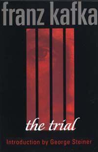 "Franz Kafka ""The Trial"" .. amazingly good book."