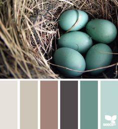 nested hues