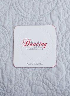 Classic-Elegant-Red-White-Gray-Letterpress-Wedding-Invitations-Reception-Card