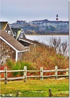 Island of Nantucket ~ Massachusetts