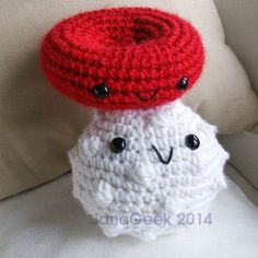 Crocheting Equipment : Medical Laboratory and Biomedical Science: Crochet Blood Cells