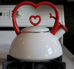 Teapot love...:)