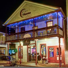 """Live Music at Crimson Moon Cafe - """"Dahlonega After Dark"""" new photo series by Jack Anthony"""