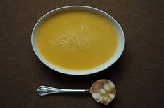 Paul Bertollis Cauliflower Soup: 3 tablespoons olive oil, 1 medium ...