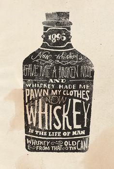 Whiskey by Jon Contino