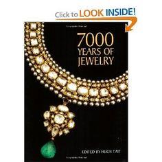 7000 Years of Jewelry- Edited by Hugh Tait