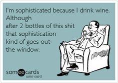 Hahaha!!! GD Wine!