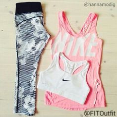 workout outfit #fitness