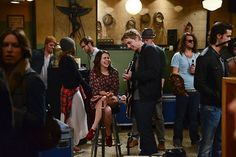 Amber and Crosby   #Parenthood