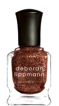 "Deborah Lippmann ""Superstar"". Thanks, Holly, for one of my favorite nail polishes!"