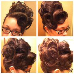 pentecostal church hair