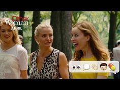 The first ever emoji trailer for The Other Woman!