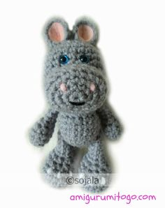 Amigurumi To Go Bigfoot Bunny : Amigurumi To Go!: Crochet Little Bigfoot Monkey (amigurumi ...