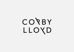 logo / Corby Lloyd by Simon McWhinnie