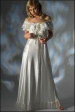 silk negligee