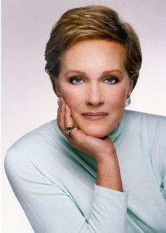 Julie Andrews is one of those rare, seemingly ageless women who combines a down-to-earth quality with sheer class.  Singer, actress, writer and devoted mother, she is timeless.